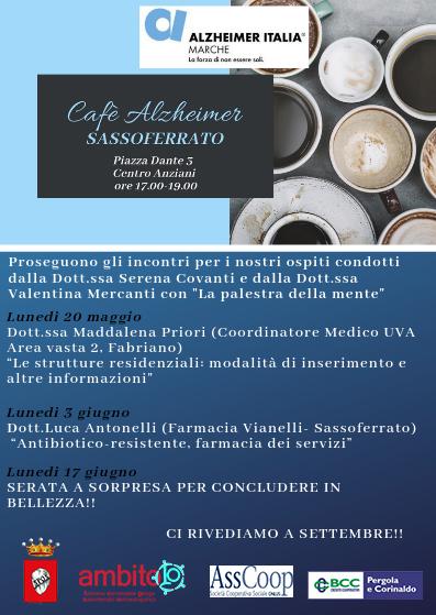 locandina caffe alzheimer sassoferrato